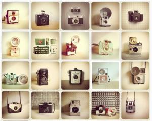 vintage cameras instapam 3